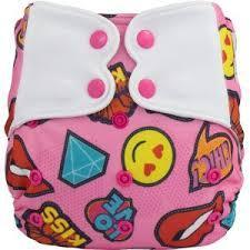 Elf Pocket Diaper OS - Smile