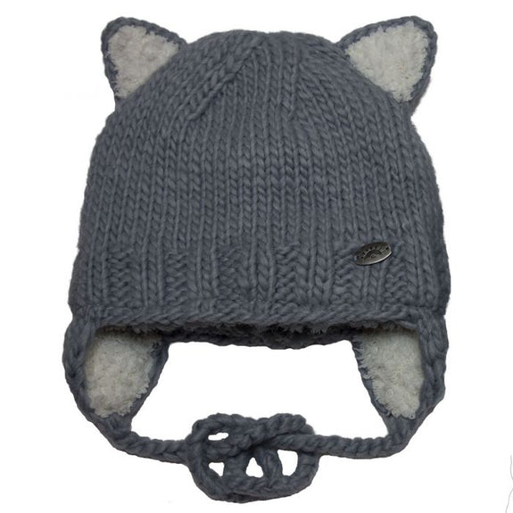 Knit Cat Hat