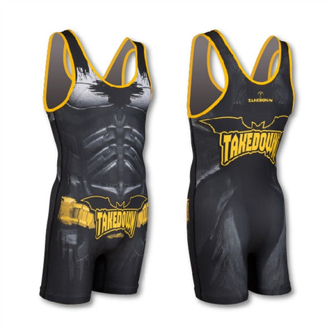 THE CAPE WRESTLING SINGLET