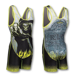 REAPER WRESTLING SINGLET (MADE TO ORDER)