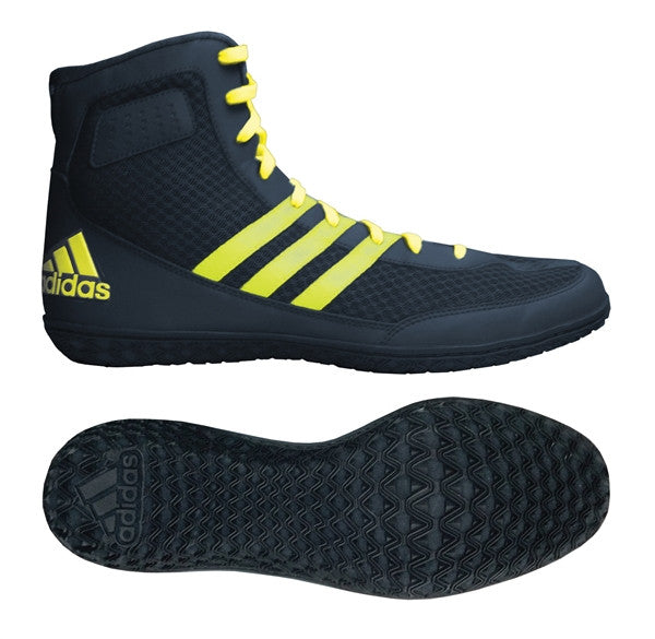 ADIDAS DAVID TAYLOR MAT WIZARD WRESTLING SHOES (2 COLORS AVAILABLE)