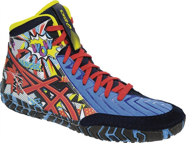 ASICS AGGRESSOR® 3 LE WRESTLING SHOES (3 COLORS AVAILABLE)