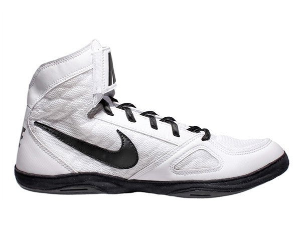 NIKE TAKEDOWN 4 WRESTLING SHOE - WHITE