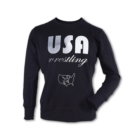 USA WOMEN'S LONG SLEEVE