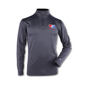 USA WOMEN'S 1/4 ZIP PULLOVER