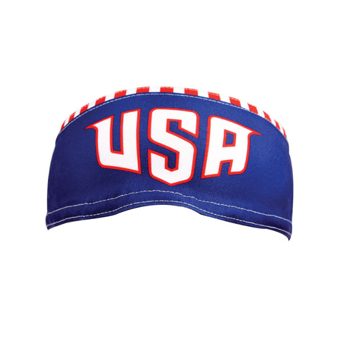 Takedown Headband - USA Stars & Bars