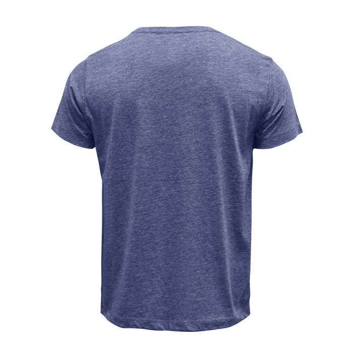 Navy Heather Blank T-Shirt