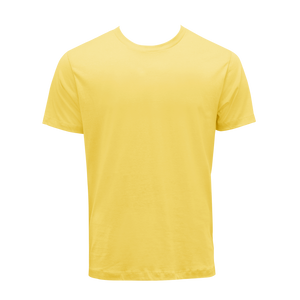 Waho Yellow Blank T-Shirt
