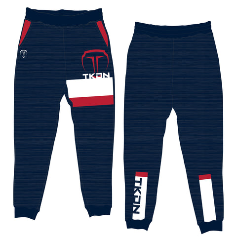 ALL AMERICAN TKDN JOGGER (MADE TO ORDER - 4 COLOR OPTIONS)