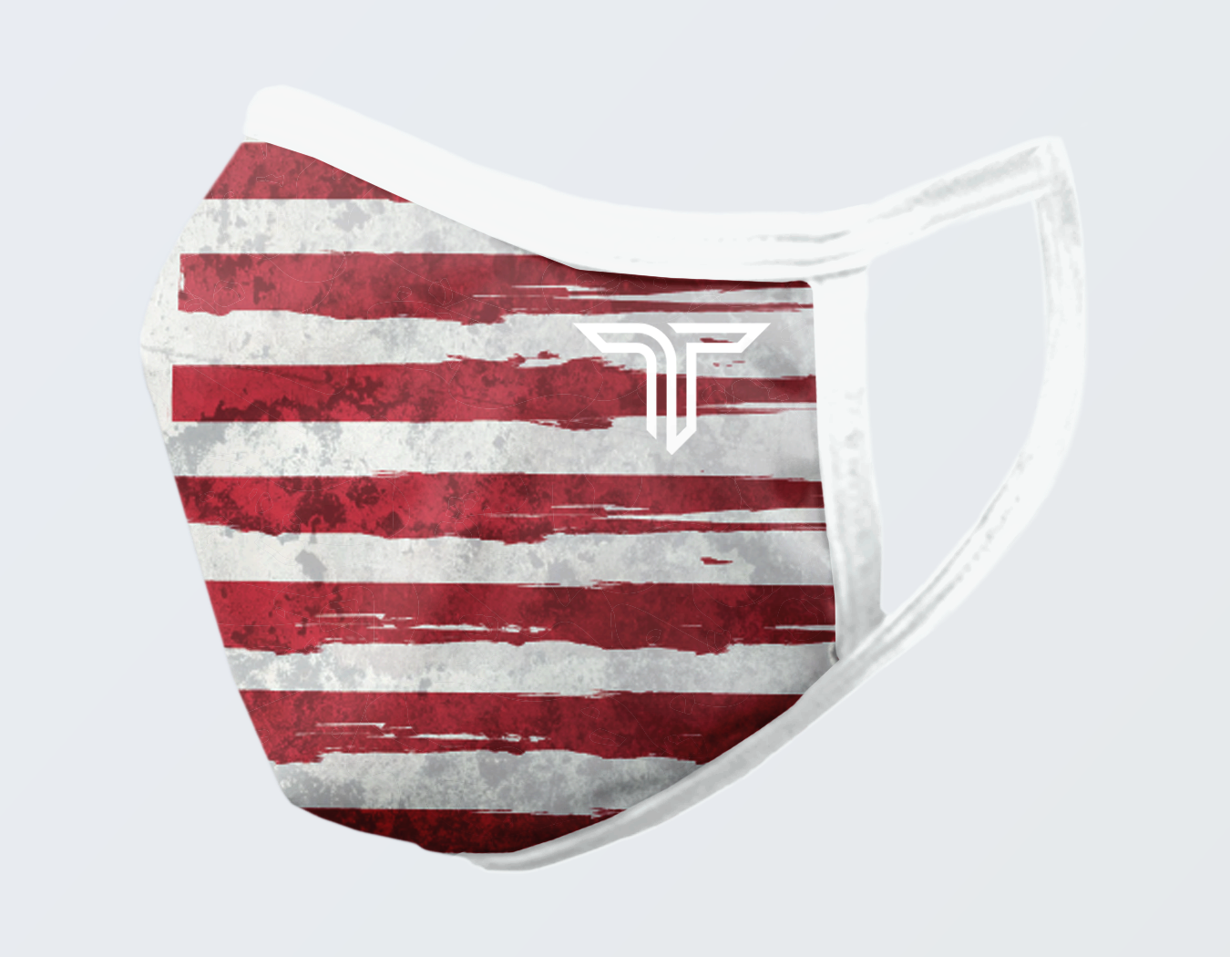 American Flag Strong Mask