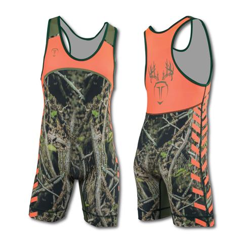 THE HUNTER WOMEN'S SINGLET (MADE TO ORDER)