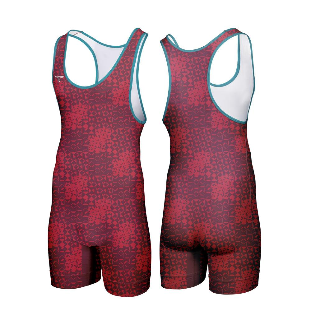 DAZED WRESTLING SINGLET (MADE TO ORDER - 5 COLOR OPTIONS)