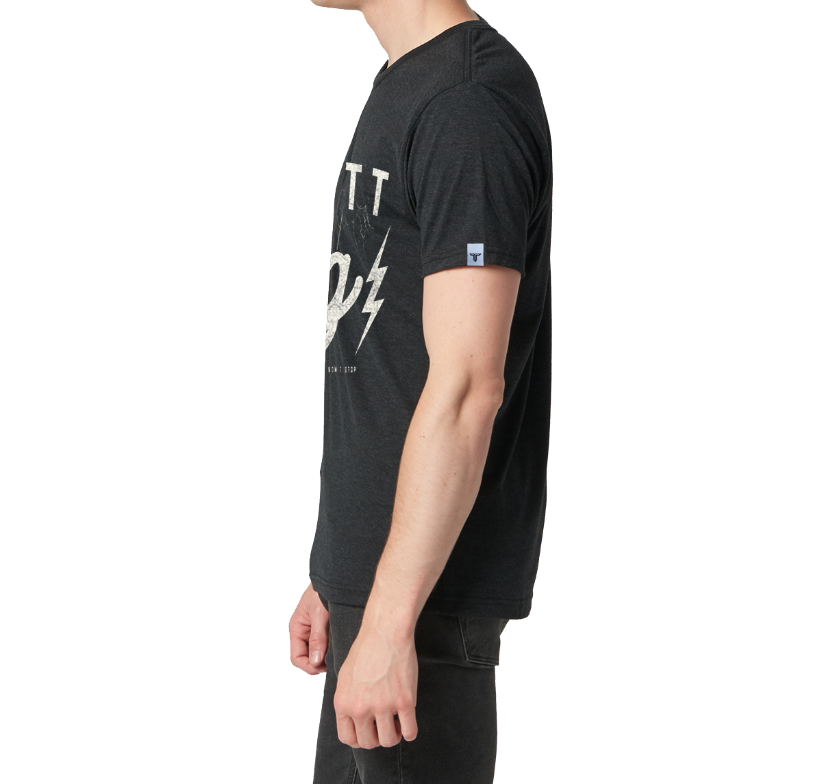 Gantt Striker Short Sleeve Tee - Black