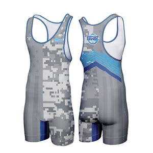 GWIZ TACTICAL WRESTLING SINGLET (MADE TO ORDER)