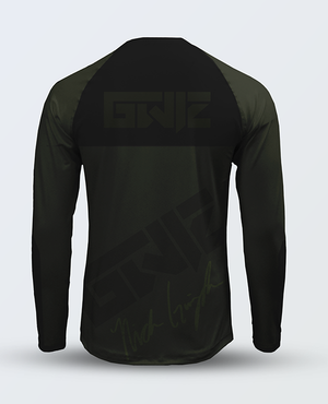 GWIZ SIGNATURE LONG SLEEVE RAGLAN (Made To Order)