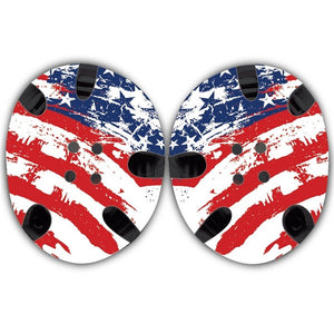 TAKEDOWN CUSTOM HEADGEAR WRAP - AMERICAN FLAG