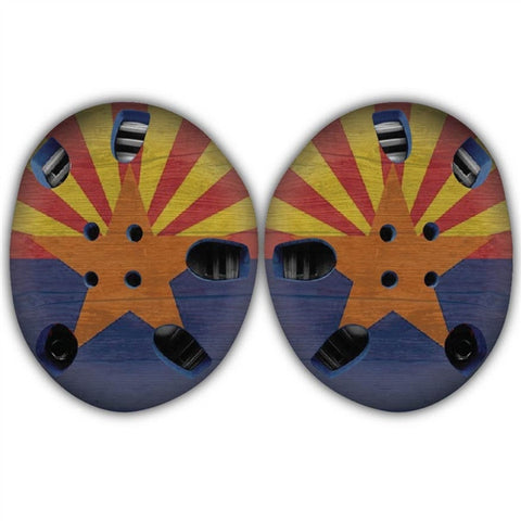 TAKEDOWN CUSTOM HEADGEAR WRAP - ARIZONA