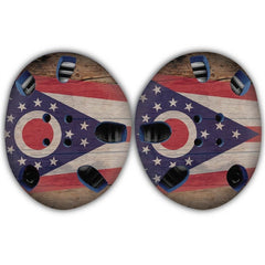 TAKEDOWN CUSTOM HEADGEAR WRAP - OHIO