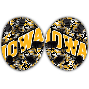 TAKEDOWN CUSTOM HEADGEAR WRAP - TEAM IOWA