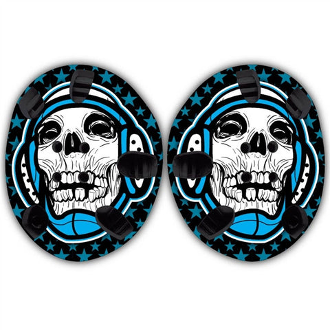 TAKEDOWN CUSTOM HEADGEAR WRAP - SKULL
