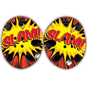 TAKEDOWN CUSTOM HEADGEAR WRAP - SLAM!