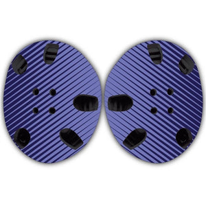 TAKEDOWN CUSTOM HEADGEAR WRAP - PURPLE STRIPE