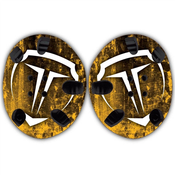 TAKEDOWN CUSTOM HEADGEAR WRAP - TD GOLD