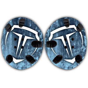 TAKEDOWN CUSTOM HEADGEAR WRAP - TD NAVY