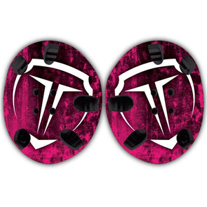TAKEDOWN CUSTOM HEADGEAR WRAP - TD HOT PINK