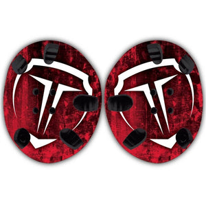 TAKEDOWN CUSTOM HEADGEAR WRAP - TD RED