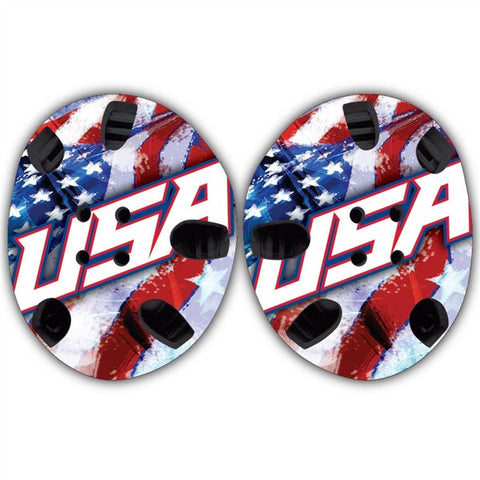 TAKEDOWN CUSTOM HEADGEAR WRAP - TEAM USA