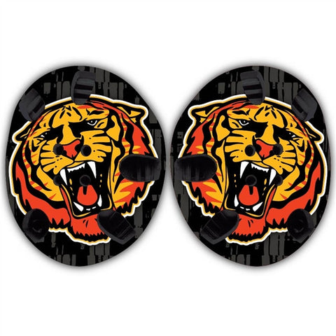 TAKEDOWN CUSTOM HEADGEAR WRAP - TIGER