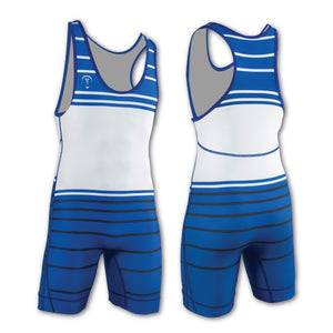 HEIST WRESTLING SINGLET (ROYAL)
