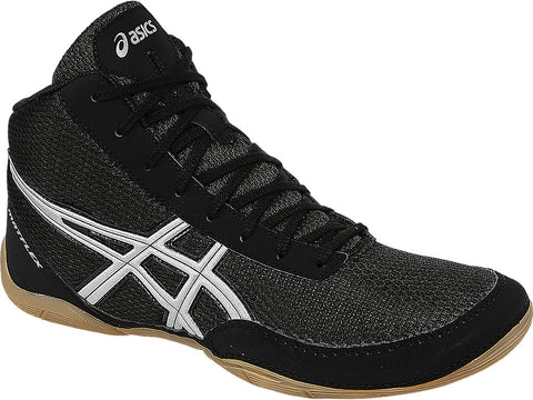 ASICS MATFLEX 5 GS YOUTH WRESTLING SHOE (BLACK)