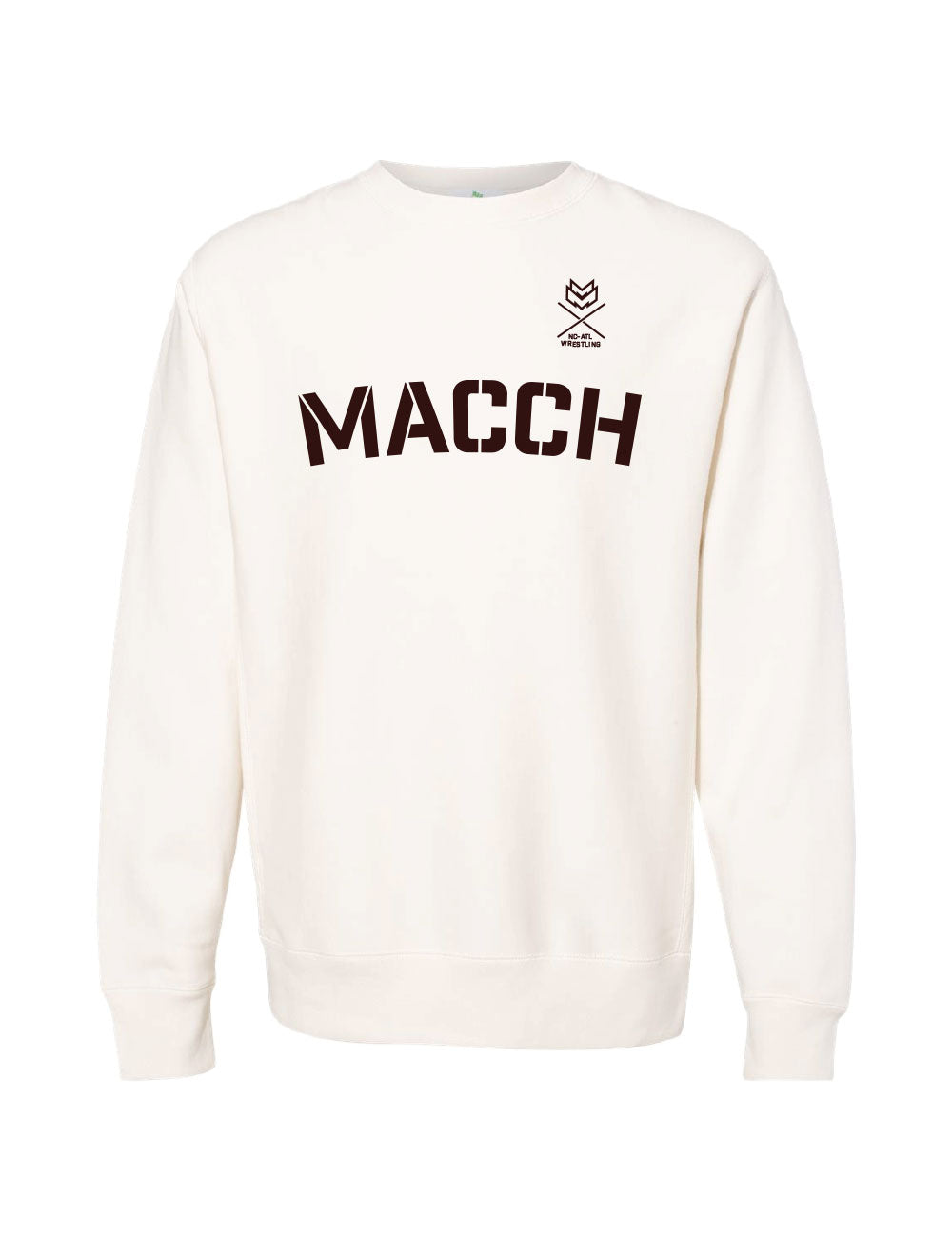 Macch Training Day Crew Sweatshirt