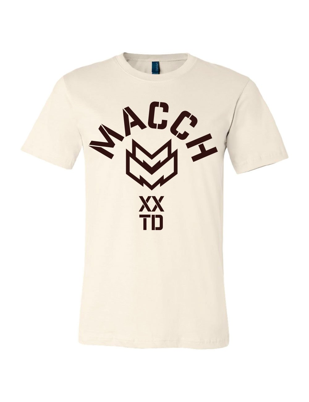 Macch Training Day Tee - Cream