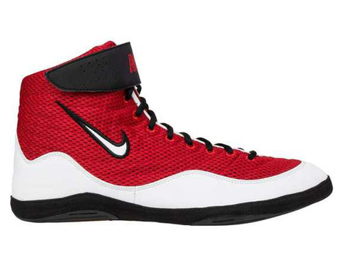 NIKE INFLICT 3 WRESTLING SHOES - OG RED