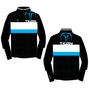 ALL AMERICAN TKDN QUARTER ZIP (MADE TO ORDER - 4 COLOR OPTIONS)