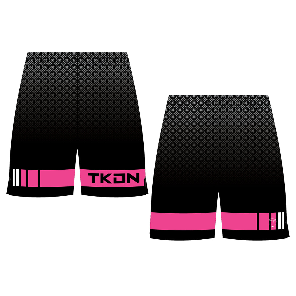 REVERSAL TKDN WRESTLING SHORTS (MADE TO ORDER - 4 COLOR OPTIONS)