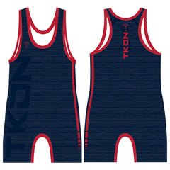 WHIZZER TKDN WRESTLING SINGLET (4 COLOR OPTIONS)