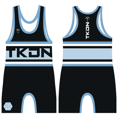 SLICK TKDN WRESTLING SINGLET (4 COLOR OPTIONS)