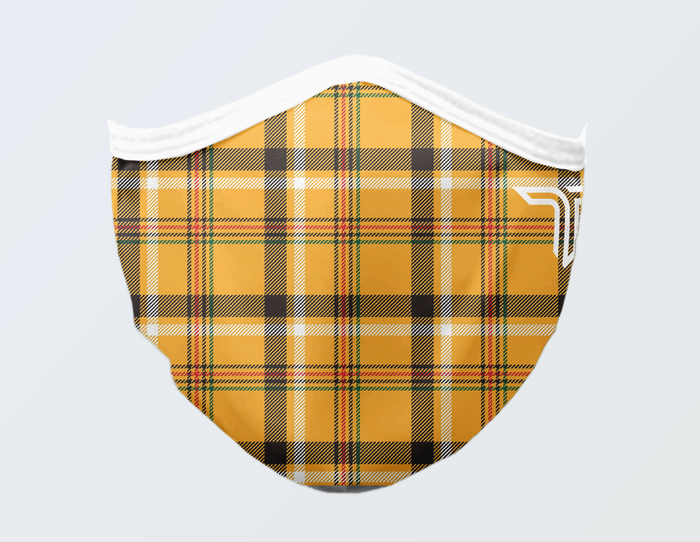 YELLOW PLAID
