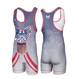 FIDELITY WRESTLING SINGLET (MADE TO ORDER)