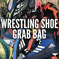 WRESTLING SHOE GRAB BAG