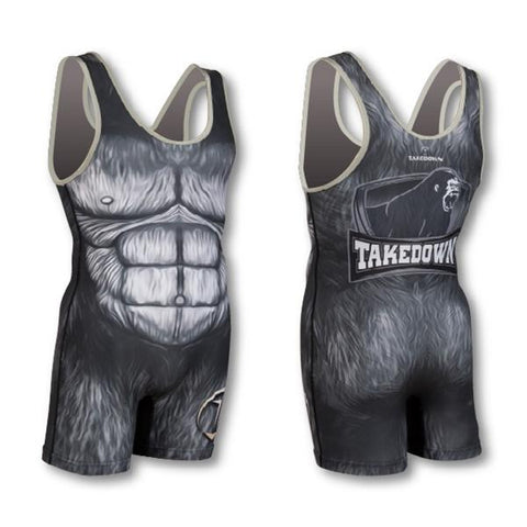 SILVERBACK SINGLET (CLOSEOUT)