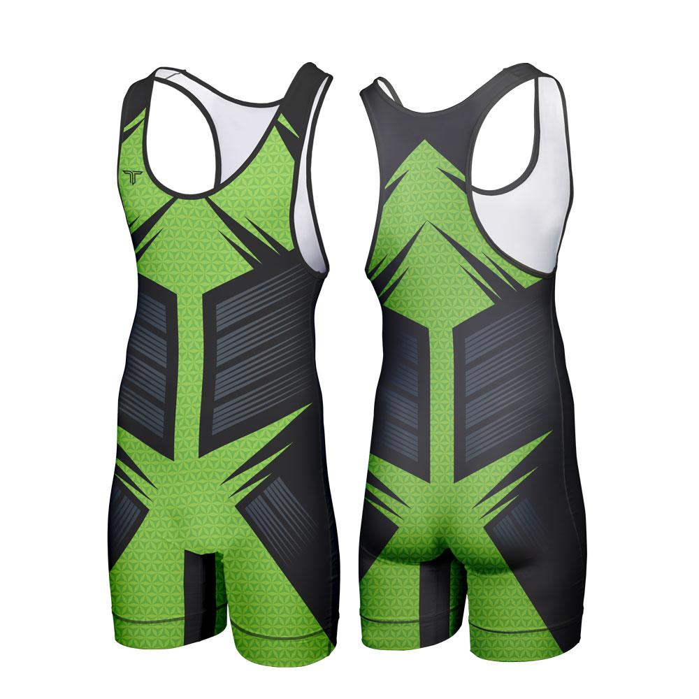 GOBLIN WRESTLING SINGLET (MADE TO ORDER)