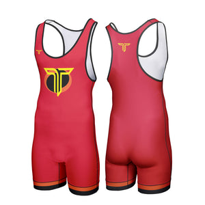 THE SUPERS WRESTLING SINGLET (MADE TO ORDER)