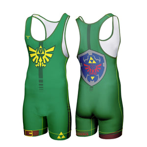 LEGEND WRESTLING SINGLET (MADE TO ORDER)