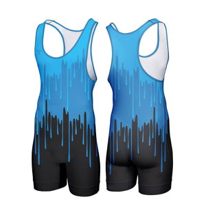 SCREAM WRESTLING SINGLET (MADE TO ORDER)