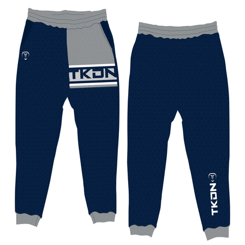 SLICK TKDN JOGGER (MADE TO ORDER - 4 COLOR OPTIONS)